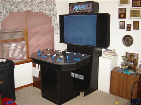 make your own mame cabinet best porch swing design showcase cabinet arcade plans