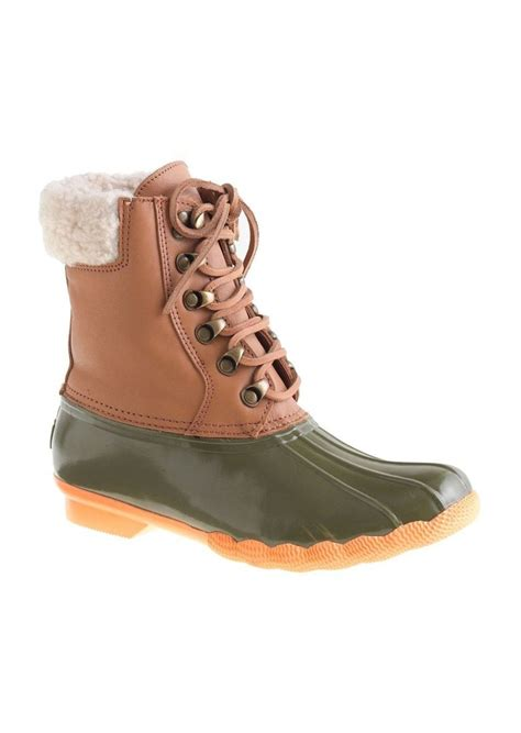 sperry boots for sperry top sider sperry top sider 174 for j crew leather