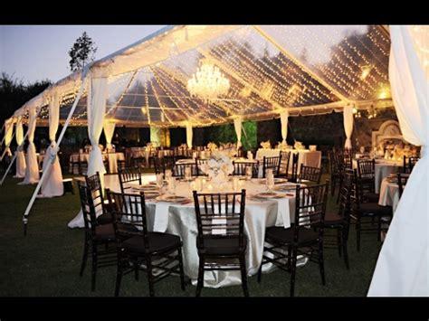 Hochzeit Zelt Deko by Dekoration Hochzeit Zelt