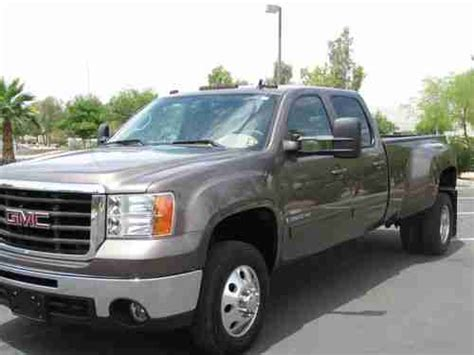 auto body repair training 2008 gmc sierra 3500 user handbook buy used 2008 gmc sierra slt 3500 crew cab dually duramax diesel only 22k miles arizona in