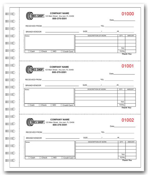 tire receipt template 28 tire receipt template auto repair software