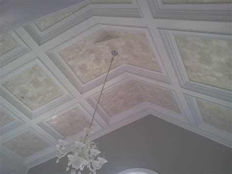 ceiling design and molding detail dc