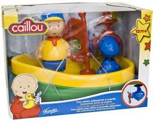 caillou bathroom toydorks famosa toys caillou bath boat version 1