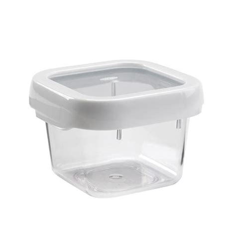 oxo kitchen storage containers oxo grips top container 1 7 cup in plastic food