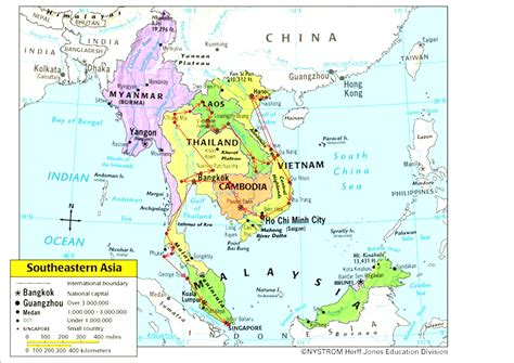 east asia physical map southeast asia map quiz grahamdennis me