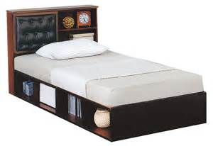 King Size Bed With Storage Drawers Underneath Home Decorating Pictures Single Bed