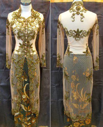 model kebaya wisuda modern  grosir baju jawa