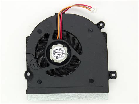toshiba satellite l500d l505 l505d l510 l515 l525 l526 l536 l582 cpu cooling fan replacement
