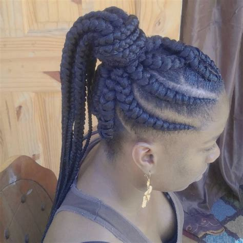 gorgeous senegalese twist styles    haircuts