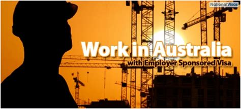 Convincing Employer To Sponsor Mba by How To Get Employer Sponsored Visas To Work In Australia