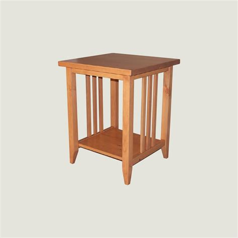 arts and crafts tables for arts and crafts end table true