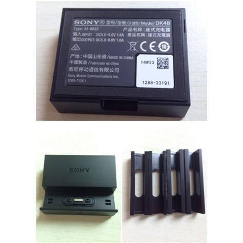 Sony Magnetic Charging Dock Dk48 For Xperia Z3 Z3 Compact original sony dk48 magnetic charging dock fr