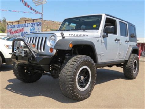 Jeep Of San Diego For Sale 2008 Jeep Wrangler Rubicon San Diego Car Club News