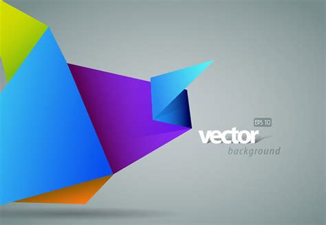 Origami Graphic - origami background free vector graphic