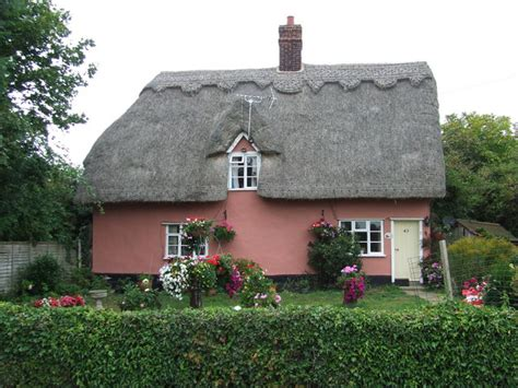 Pink Cottage by Pink Cottage 169 Keith Geograph Britain And Ireland