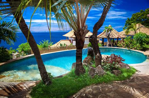 resort blue moon villas amed bali