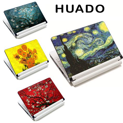 Garskin Skin Laptop Asus Us gogh design 15 15 6 17 diy laptop skin for notebook