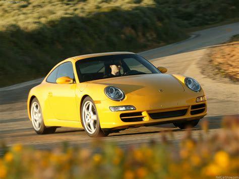 yellow porsche twilight porsche 911 carrera coupe 2006 picture 2 of 11 1024x768