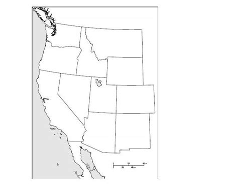 printable map rocky mountain states rocky mountain and pacific states purposegames
