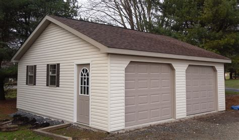 24x24 two car garage with lean to in millersville md 15 best images about garages on pinterest we garage and
