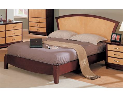 maple bedroom set julie bedroom set maple dark cherry finish
