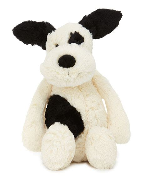 jellycat bashful puppy bonpoint plush rabbit stuffed animal