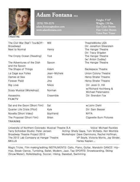 opera resume template free opera singer resume template droidfilecloud