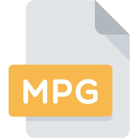 Mp G Gratis | mpg free files and folders icons