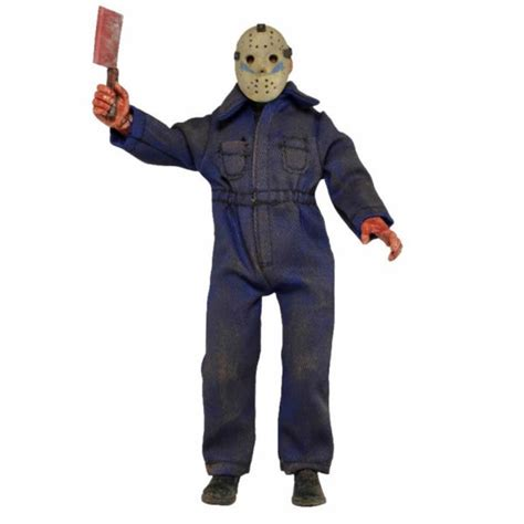 8 inch figure clothes neca friday the 13th part 5 clothed jason aka roy 8 inch