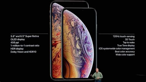 iphone xs xs max specifications prices   apple