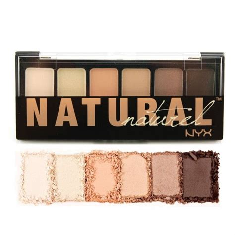 Nyx Make Up Palette Eye Shadow Lipstick Blush On Foundation Palet nyx the shadow palette 8 each 6 for