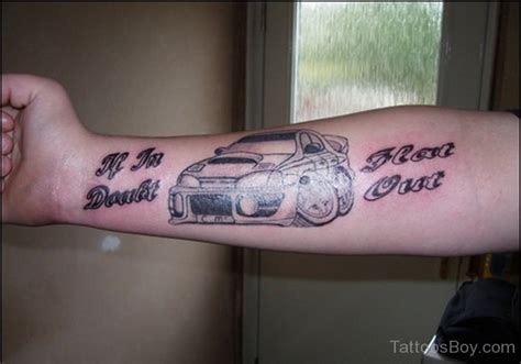 car related tattoo designs arm tattoos designs pictures page 5