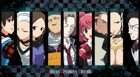 9 Persons 9 Hours 9 Doors by 999 Nine Hours Nine Persons Nine Doors Sat Elite