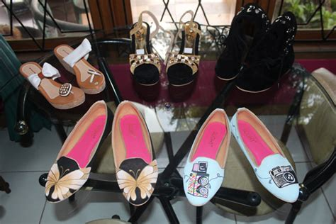 Eicxxi Sepatu Sandal Pesta Anak Perempuan Wanita Cewek sepatu produk partner pesanan pada tanggal 3 juli 2014