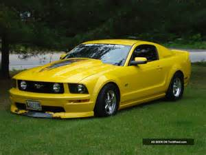 Ford Mustang Gt 2006 2006 Mustang Gt