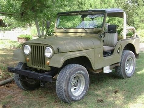 1968 Jeep Cj5 1968 Jeep Cj5 31 Quot Tires 1 5 Quot Lift Jeep Cj5