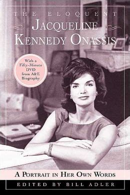 biography kennedy book eloquent jacqueline kennedy onassis a portrait in her own