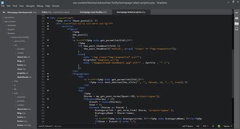 sublime text 3 brackets theme brackets vs sublime text a designer s text editor
