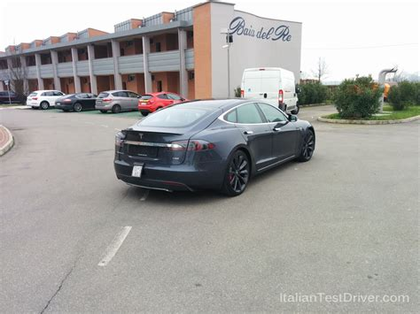 Test Tesla Model S Test Drive Tesla Model S 85 Kwh Performance