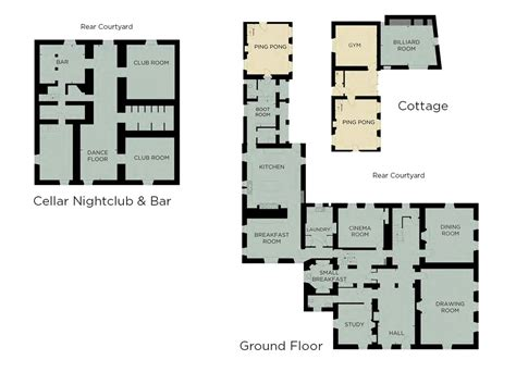 langley park luxury cotswold rentals