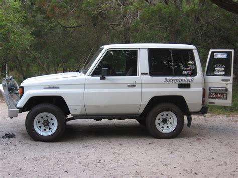 Toyota Land Cruisee 1988 Toyota Land Cruiser Pictures Cargurus