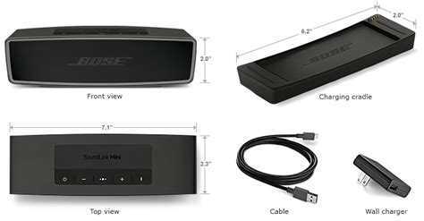 Bose Sound Link Mini Wireless Speaker Bluetooth 2 bose soundlink mini ii bluetooth speaker wireless