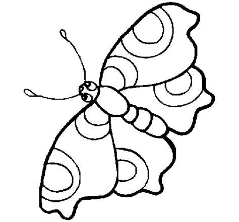 imagenes de mariposas para niños dibujo de mariposa 11 para colorear dibujos net