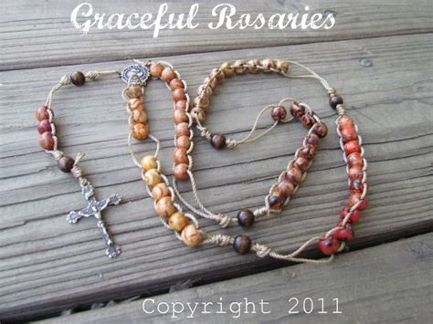 how to make rosary 48 best images about rosaries prayer on