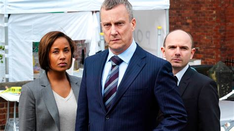 cast of dci banks dci banks itv series cancelled no season six canceled