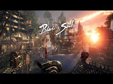 blade soul complete kr unreal engine  update teaser trailer mmorpgcom forums