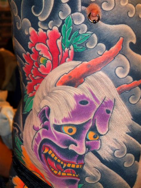 oni tattoo jepang gudu ngiseng blog japanese demon tattoos