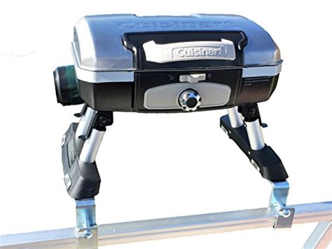 cuisinart boat grill cuisinart grill for pontoon boat with grill bracket set