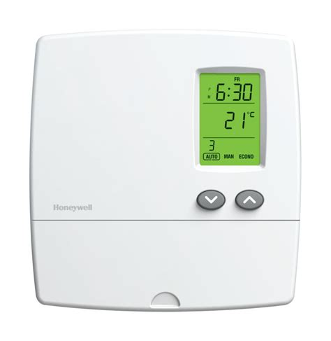 honeywell honeywell 5 2 day programmable baseboard