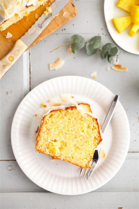 ananas kuchen rezept rezept f 252 r ananas kastenkuchen zucker zimt und liebe